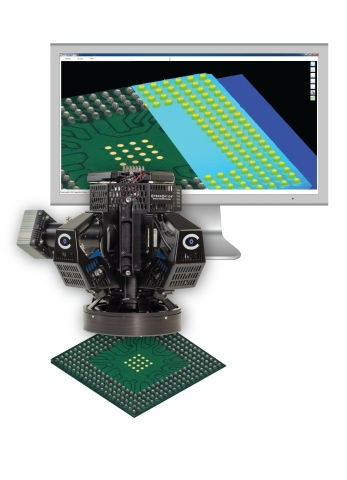 MRS Sensor for IC Package Inspection (Photo: Business Wire)