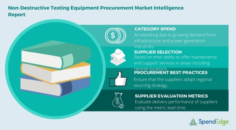 Global Non-Destructive Testing Equipment Category - Procurement Market Intelligence Report (Graphic: Business Wire)