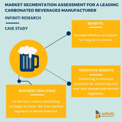 Market Segmentation Assessment for a Leading Carbonated Beverages Manufacturer (Graphic: Business Wire)