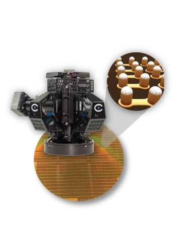 用于晶圆凸块检测的MRS传感器(照片:美国商业资讯)