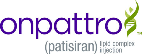 ONPATTRO™ (patisiran) product logo