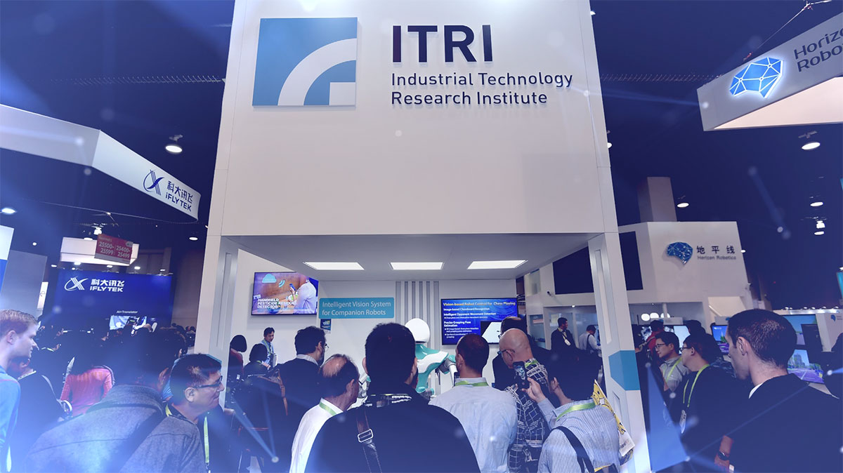 ITRI will be showcasing its technology at IFA 2018. Come check out our booth at Hall 26C/229, Messe Berlin!