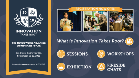 Innovation Takes Root is expected to draw a global audience of over 300 attendees who are looking to ...