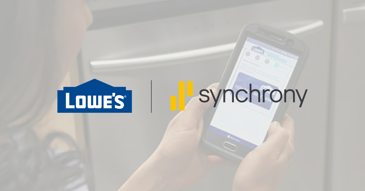 Synchrony and Lowe's Extend Strategic Partnership with Multi