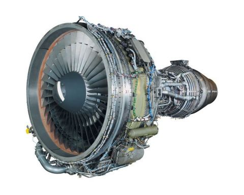 PW2000 Engine. (Photo: Business Wire)
