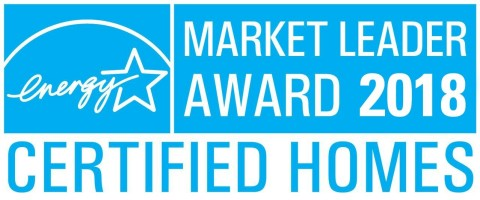 KB Home awarded industry-leading number of ENERGY STAR® Certified Home Market Leader Awards. (Graphi ...