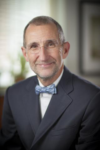 William L. Roper, MD, MPH, CEO, UNC Health Care System and Dean, UNC School of Medicine. (Photo: Bus ...