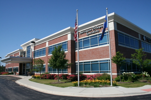 Barrington Orthopedic Specialists, Ltd., Schaumburg, Illinois (Photo: Business Wire)
