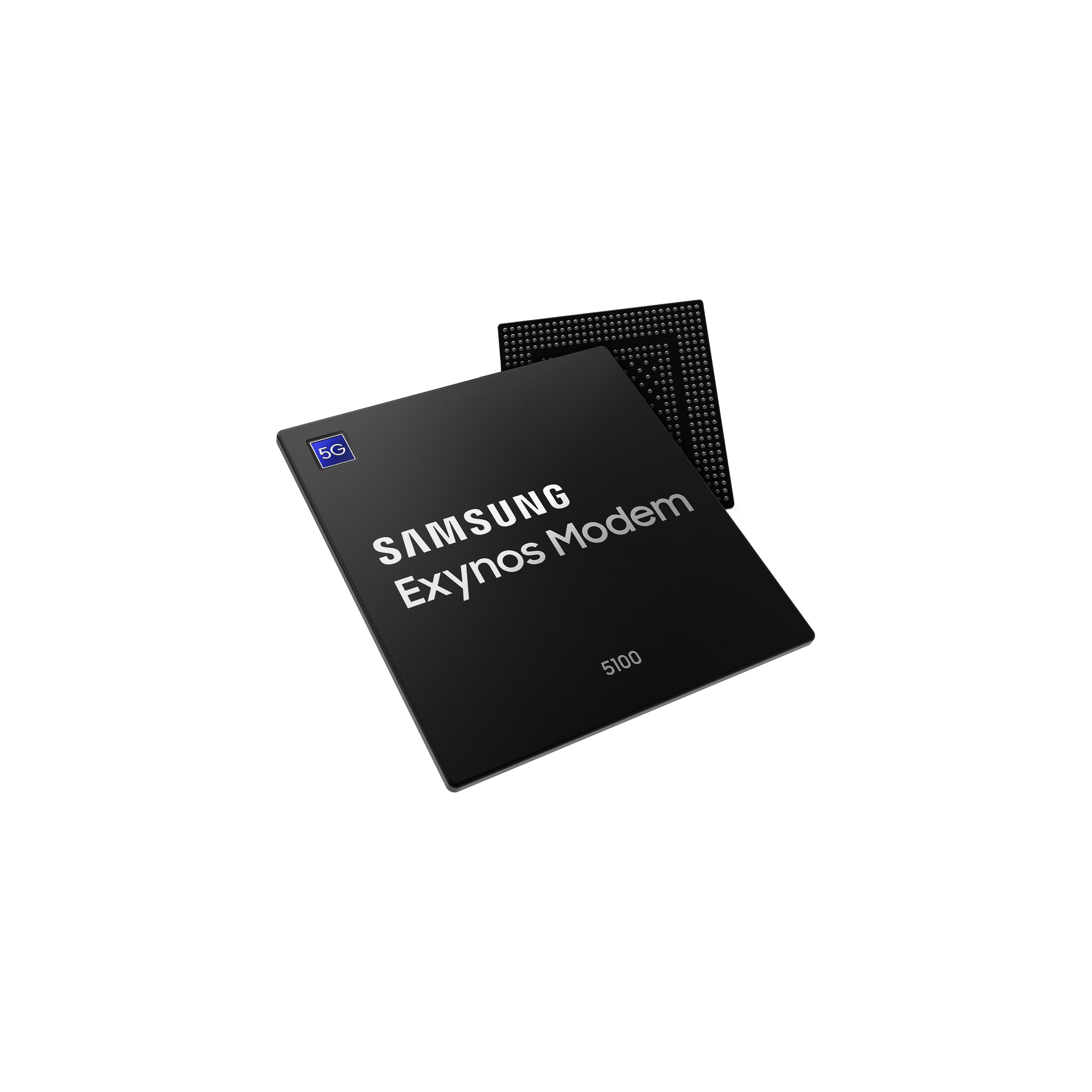 Samsung Announces Exynos Modem 5100, Industry\'s First 5G Modem Fully ...