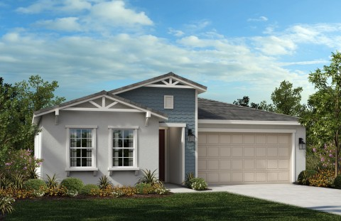 New KB homes now available in Loma Linda. (Photo: Business Wire)