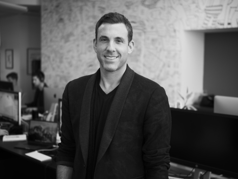 Tony Glorioso joins Critical Mass this summer as VP, ECD (Photo: Business Wire)