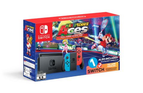 For a suggested retail price of only $359.99, you get the Nintendo Switch system and digital downloa ...