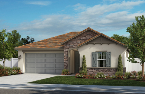 New KB homes now available in Ontario Ranch. (Photo: Business Wire)