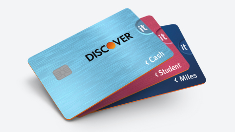 Discover Card Ranks Highest in Customer Satisfaction by J.D. Power (Photo: Business Wire)