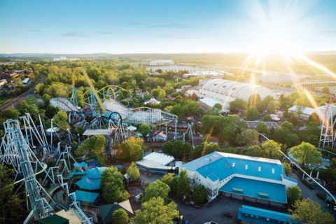 Hersheypark hosts a summer concert series through September (Photo: Business Wire)