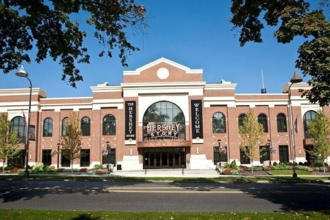 The Hershey Story Museum traces chocolate king Milton S. Hershey's rags to riches journey (Photo: Business Wire)