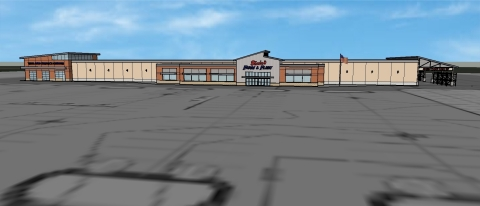 The new Blain's Farm & Fleet Holland, Michigan store (Photo: Business Wire)