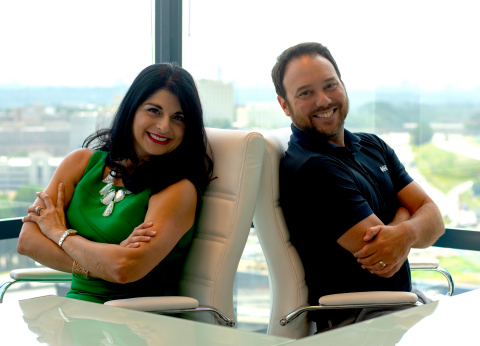 Equity Prime Mortgage's Chief of Staff, Eric Skates, and VP of Market Strategy, Leticia Lucio Vu (Ph ...