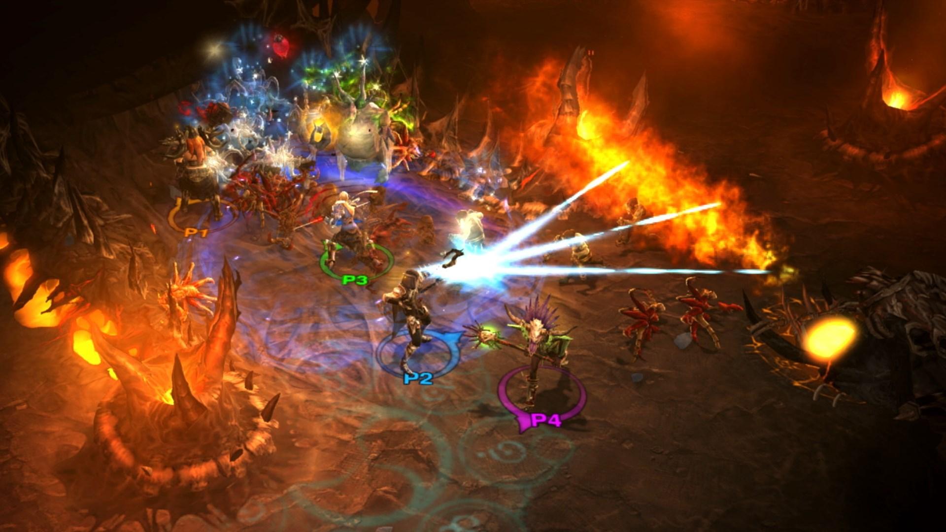 Diablo® III Eternal Collection™ Brings the Legendary Action