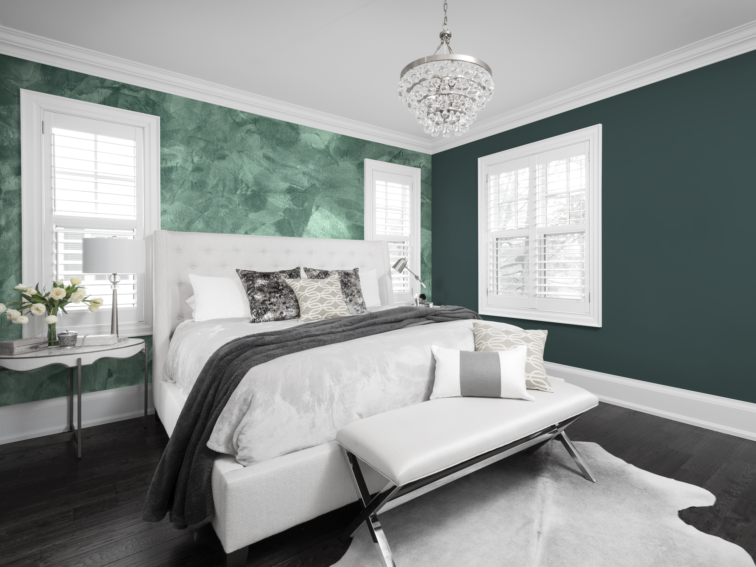 Dulux Paints By Ppg Unveils Two Deep Luxurious Greens As 2019