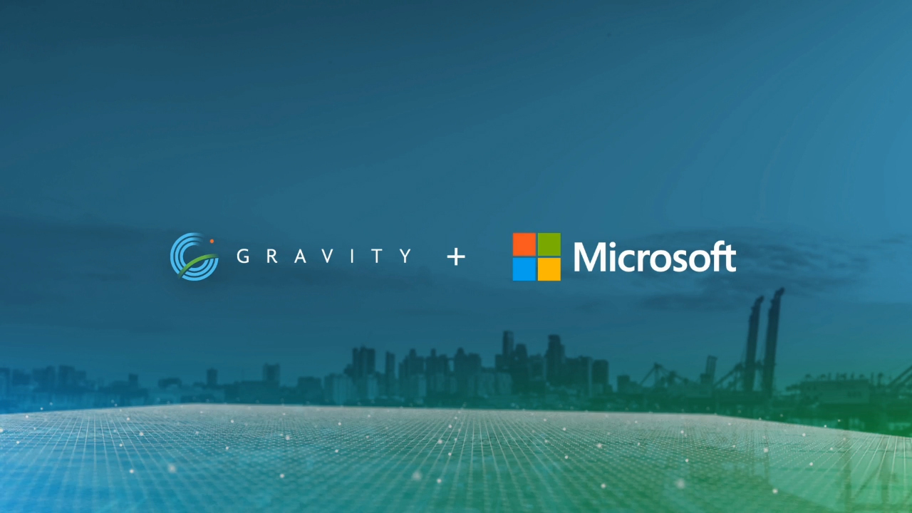 Learn about Gravity Supply Chain and Microsoft's strategic partnership, which will help companies digitize their supply chains and take them to the next level, giving businesses the critical edge they need in today's competitive economy.