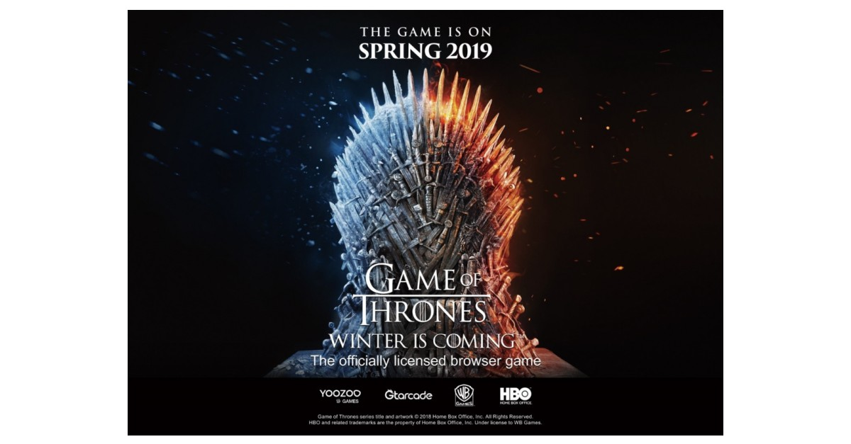Game Of Thrones® Winter Is Coming™ Announced At Gamescom 2018 | Business  Wire