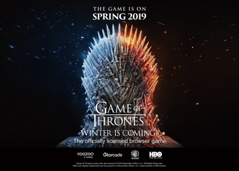 Game of Thrones Winter is Coming Announced at Gamescom 2018 (Graphic: Business Wire)