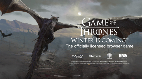 Game of Thrones Winter is Coming is set to launch in spring 2019. (Graphic: Business Wire)
