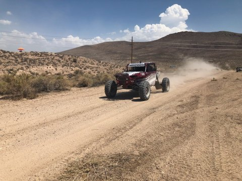 Polaris RZR® Factory Racing shows excellence at longest off-road race in United States. (Photo: Business Wire)
