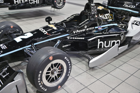 For both IndyCar and NASCAR circuits, Team Penske uses Stratasys FDM and carbon-fiber-filled Nylon 1 ...