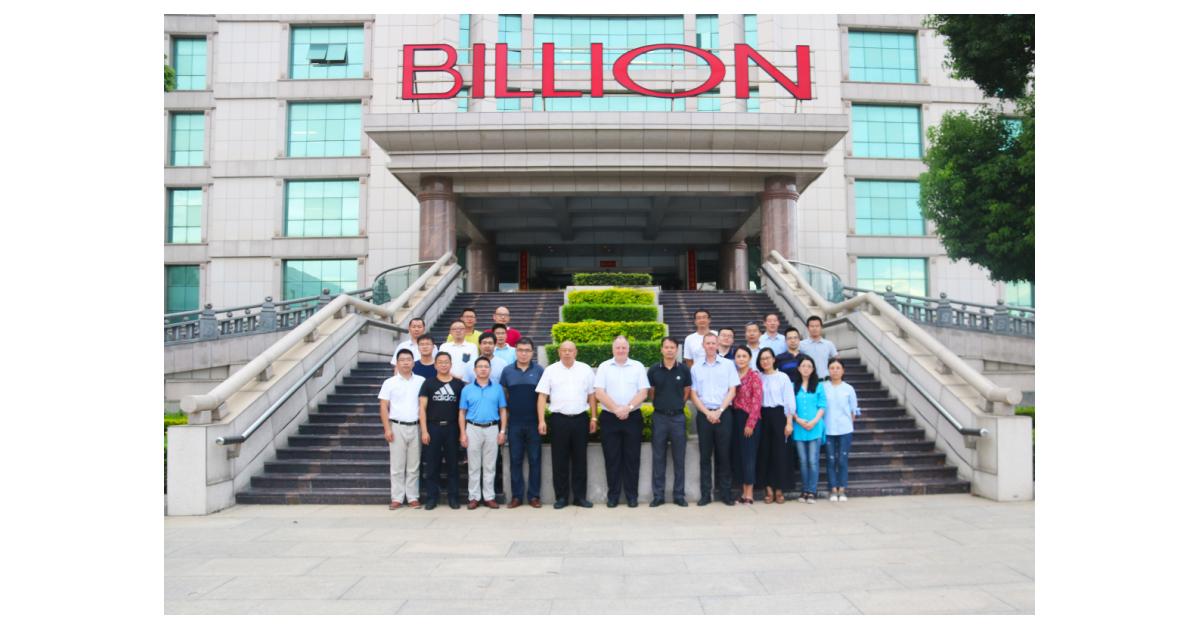 Fujian Billion Petrochemicals Co., Ltd to Utilize INVISTA?s Latest P8 Technology for Its 2.5 Million Tonne PTA Line