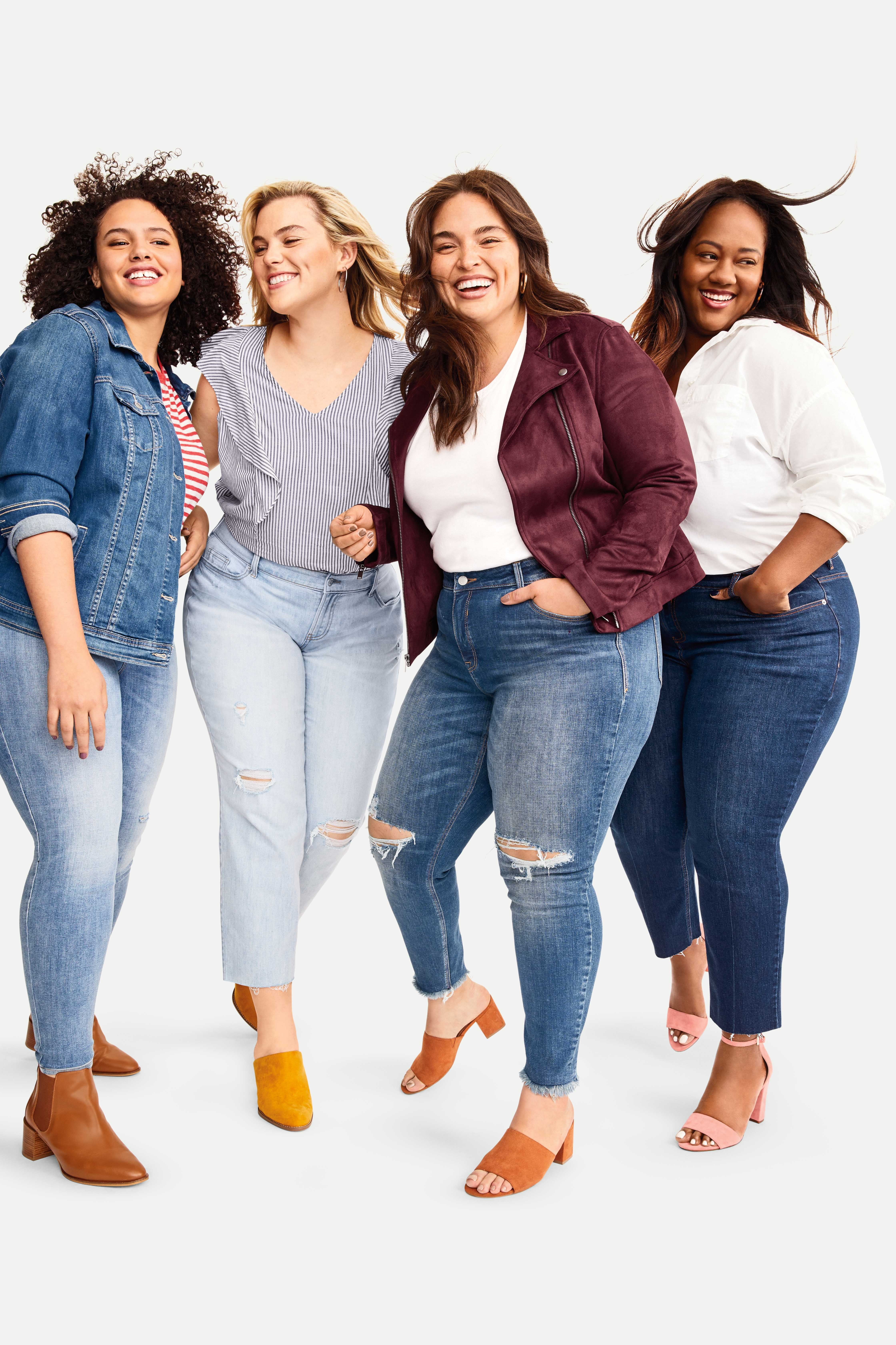 Old Navy Debuts Plus Shops In 75 Stores | Business Wire