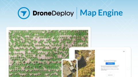 DroneDeploy Releases Intelligent Cloud Photogrammetry (Graphic: Business Wire)