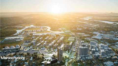 Maroochydore City Centre (Photo: Business Wire)