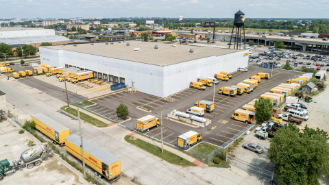 Matthews Real Estate Investment Services™ is pleased to announce the sale of an off-market, DHL in o ...