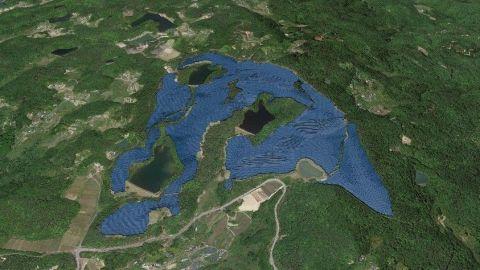 Bizen Mega Solar Power Plant Completion Image (Photo: Business Wire)