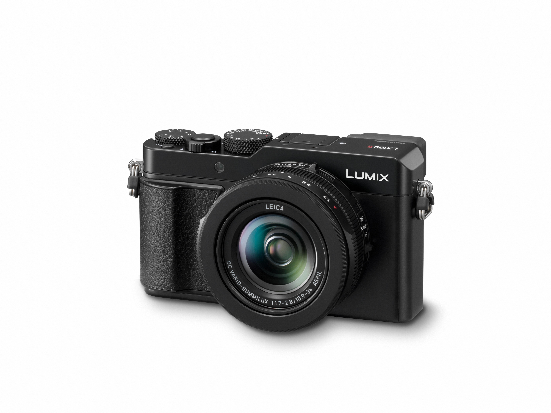 LUMIX LX100 II New 17-Megapixel Multi Aspect 4/3-type (inch