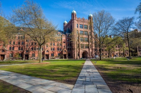 Yale University was ranked the top law school in 2018 by U.S. News & World Report. (Photo: Business Wire)