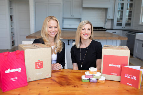 Square Baby co-founders Katie Thomson, CEO and Kendall Glynn, COO (Photo: Business Wire)