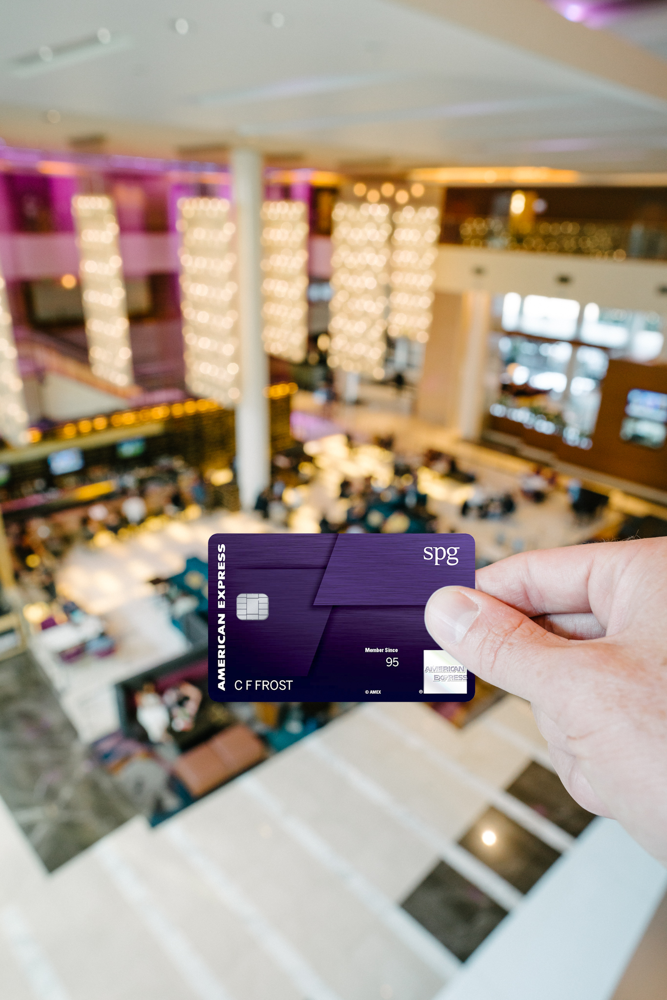 American Express and Marriott International Debut New