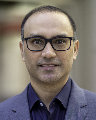 Rajan Naik joins CSG's board of directors. (Photo: Business Wire)