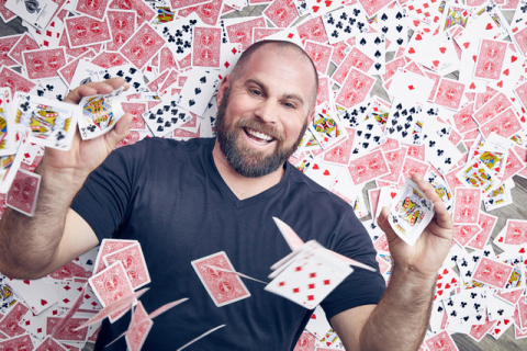 Jon Dorenbos returns to The Event Center at SugarHouse Casino for two additional shows on Friday, No ...