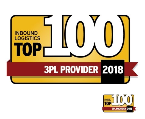 Rinchem Places in Top 100 3PL Providers (Graphic: Business Wire)