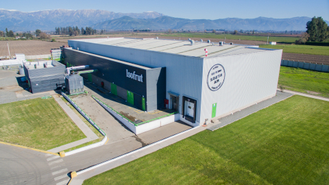 SouthAm Freeze Dry facilities in Buin, Chile. (Photo: Business Wire)