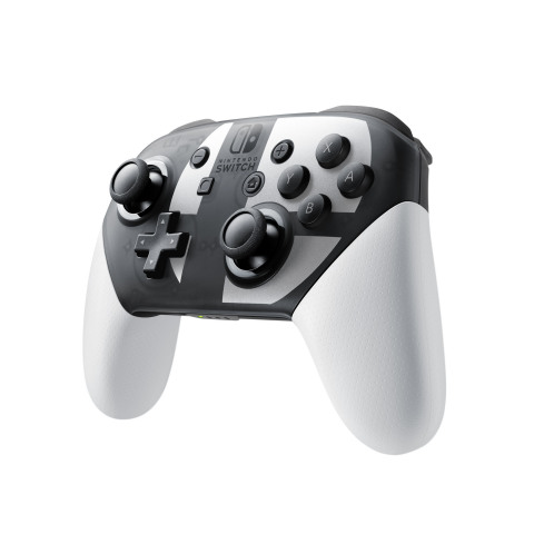 The Super Smash Bros. Ultimate Nintendo Switch Pro Controller will also launch as a standalone product on Dec. 7 at a suggested retail price of $74.99. (Photo: Business Wire)