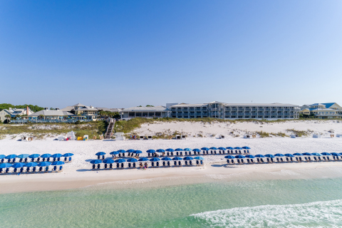WaterColor® Inn provides the perfect combination of upscale beachfront accommodations and acclaimed amenities including award-winning dining options, spa services and recreational activities. (Photo: Business Wire)