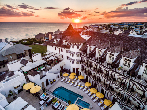 The Pearl Hotel brings luxury and sophistication to Northwest Florida's Scenic 30A, featuring beautifully appointed accommodations, destination worthy cuisine, and a welcoming spa. (Photo: Business Wire)