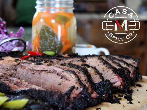 Casa M Spice Co™ Website Launches with 6 Unique, Must-Have Spice Blends to Up Your BBQ Game (Photo:  ...