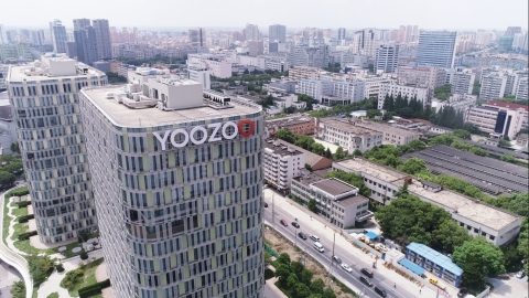 YOOZOO Mansion in Shanghai (Photo: Business Wire)