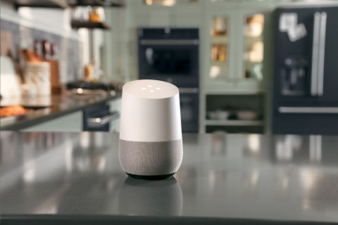 GE Appliances is the first manufacturer to offer full suites of connected appliances that work directly with the Google Assistant, bringing consumers the widest selection of options and styles available for building a smart home without the extra steps. (Photo: GE Appliances, a Haier company)